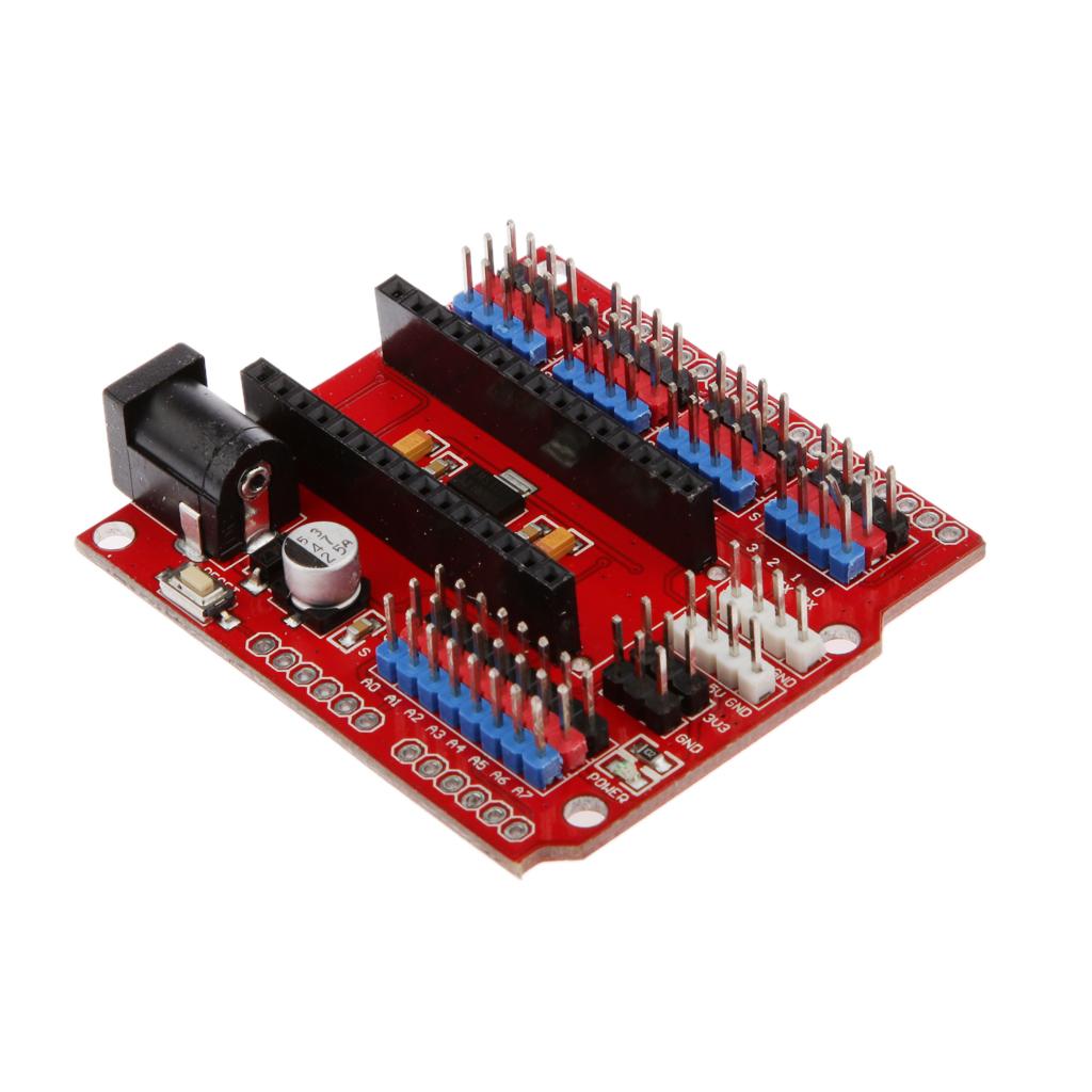 Pcs for arduino nano prototype shield i o extension board