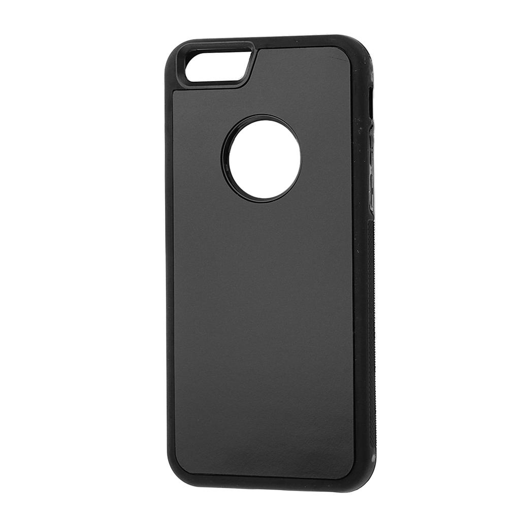 Anti Gravity Nano Technology TPU Phone Case Covers (Black) for iphone 6/6s