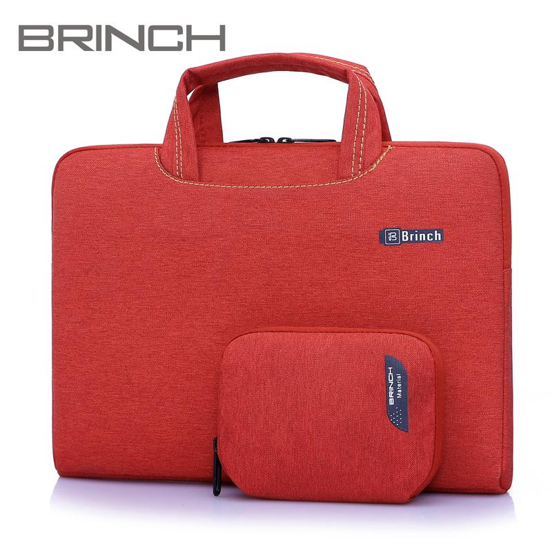 Laptop Sleeve Case Carry Bag Handbag For 11inch Macbook Air -Red