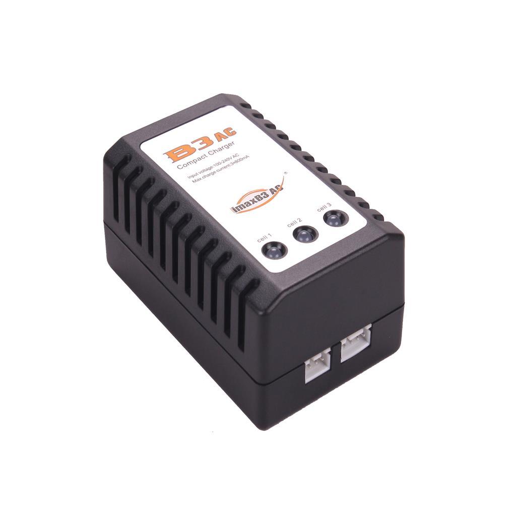 Portable iMAX B3 AC 2S-3S 7-4V 11-1V Lithium LiPo RC Battery Balance Charger