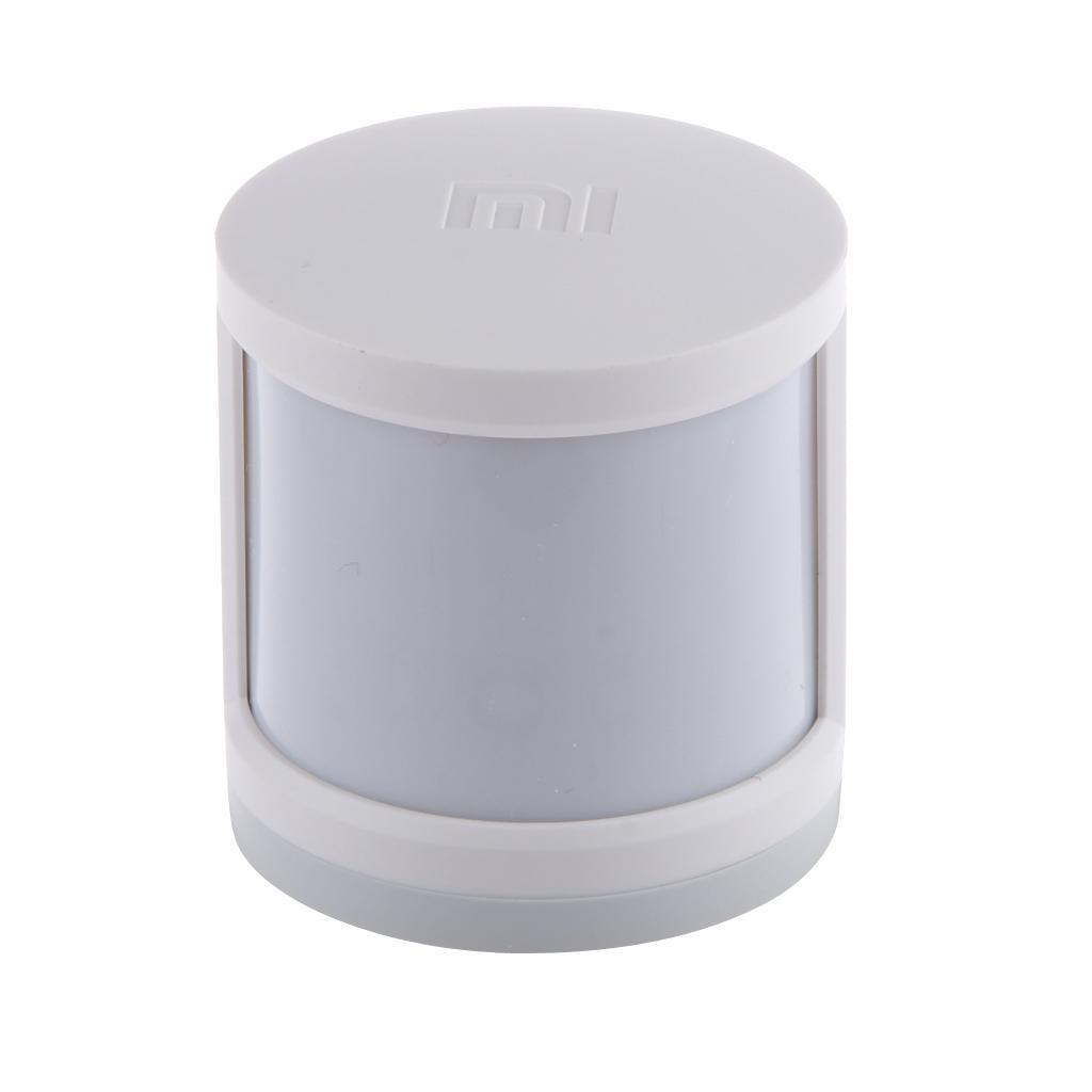 Human Body Motion Alarm Sensor LED Night Light Smart Home Device for Xiaomi