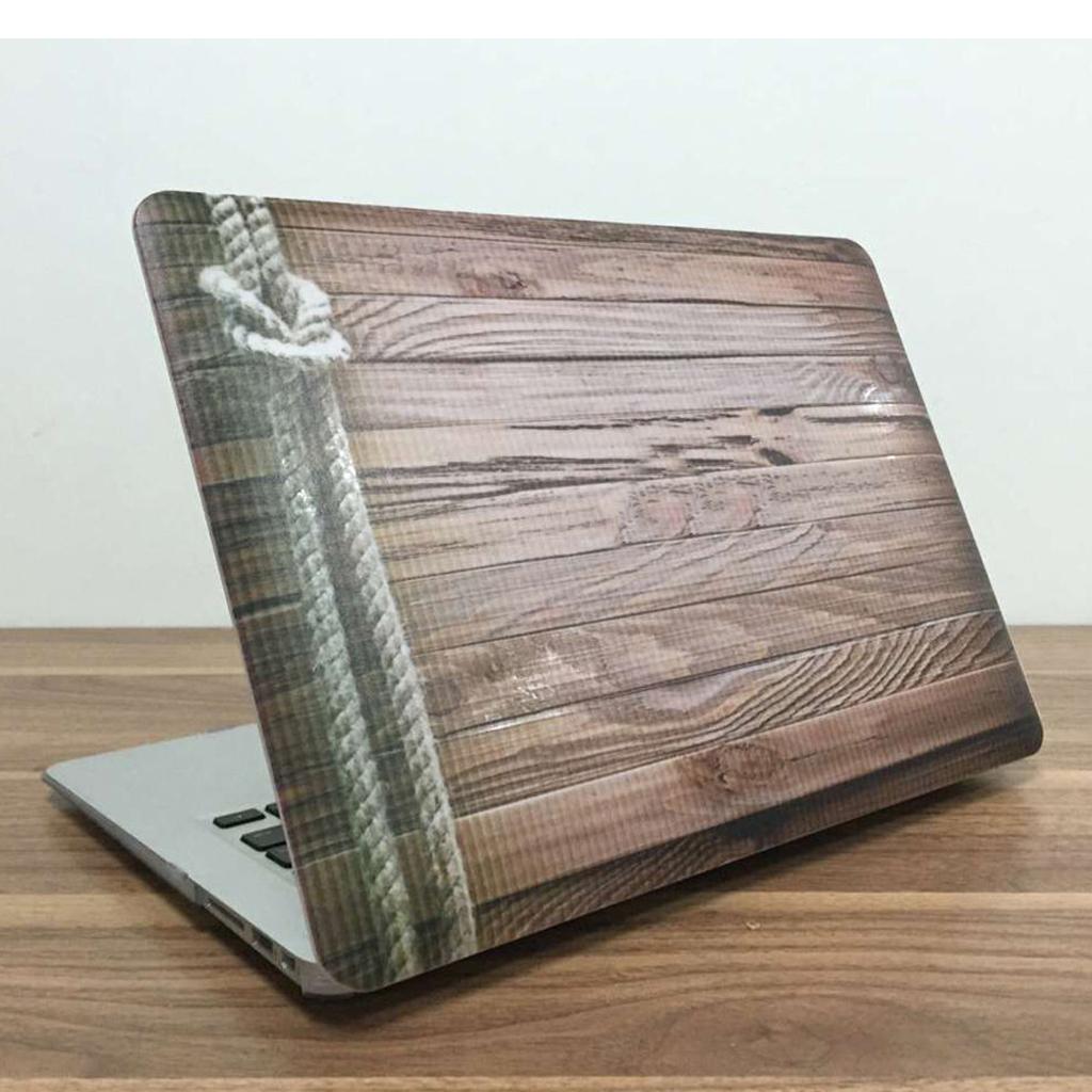 Wood Grain Hard Case for Macbook Pro Retina 15.4 inch - Pattern 6