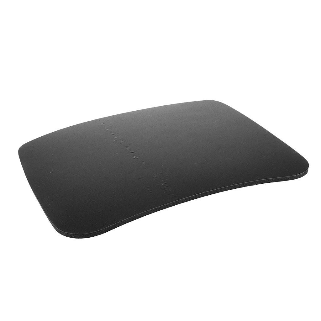 Anti-slip Ergonomic Comfort Soft Rest Support Mat Mouse Pad Gaming Black EVA