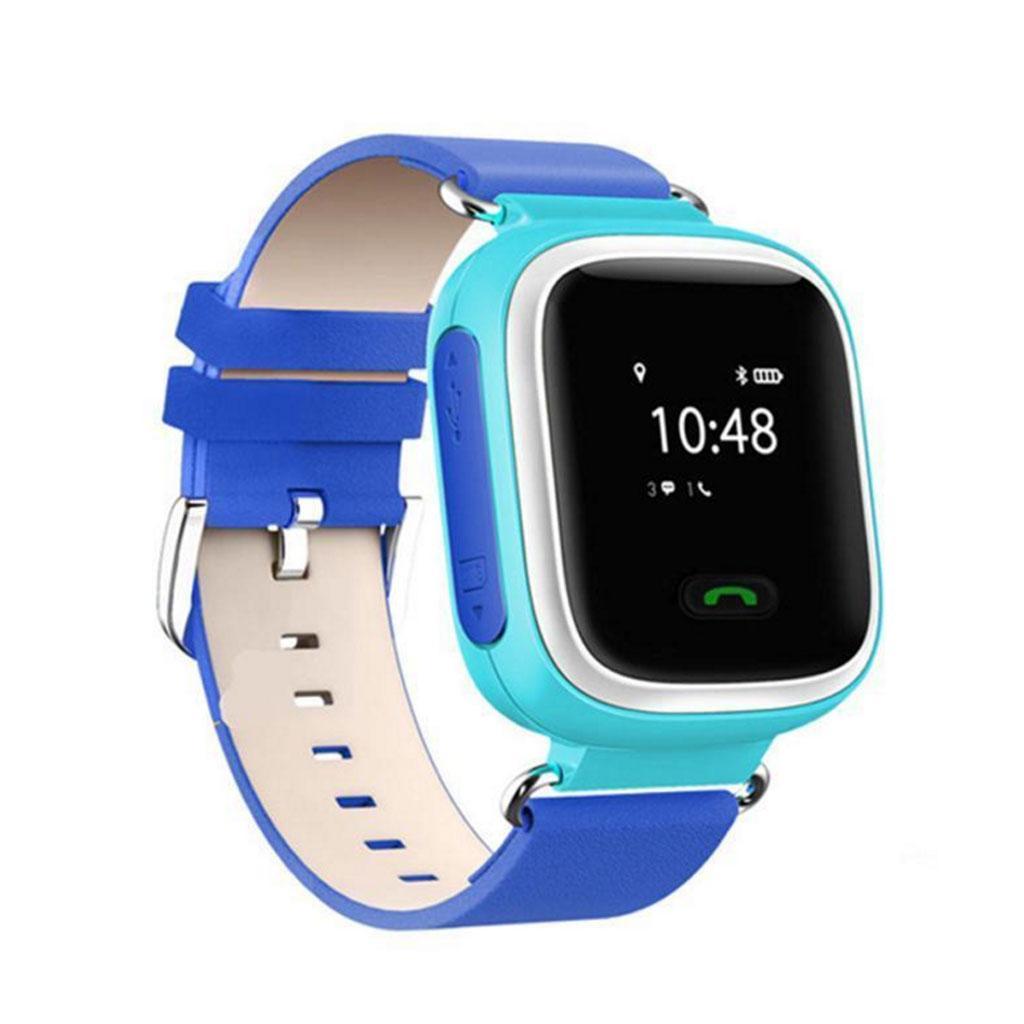 Q60 Kids Smart Watch GPS/LBS Blue