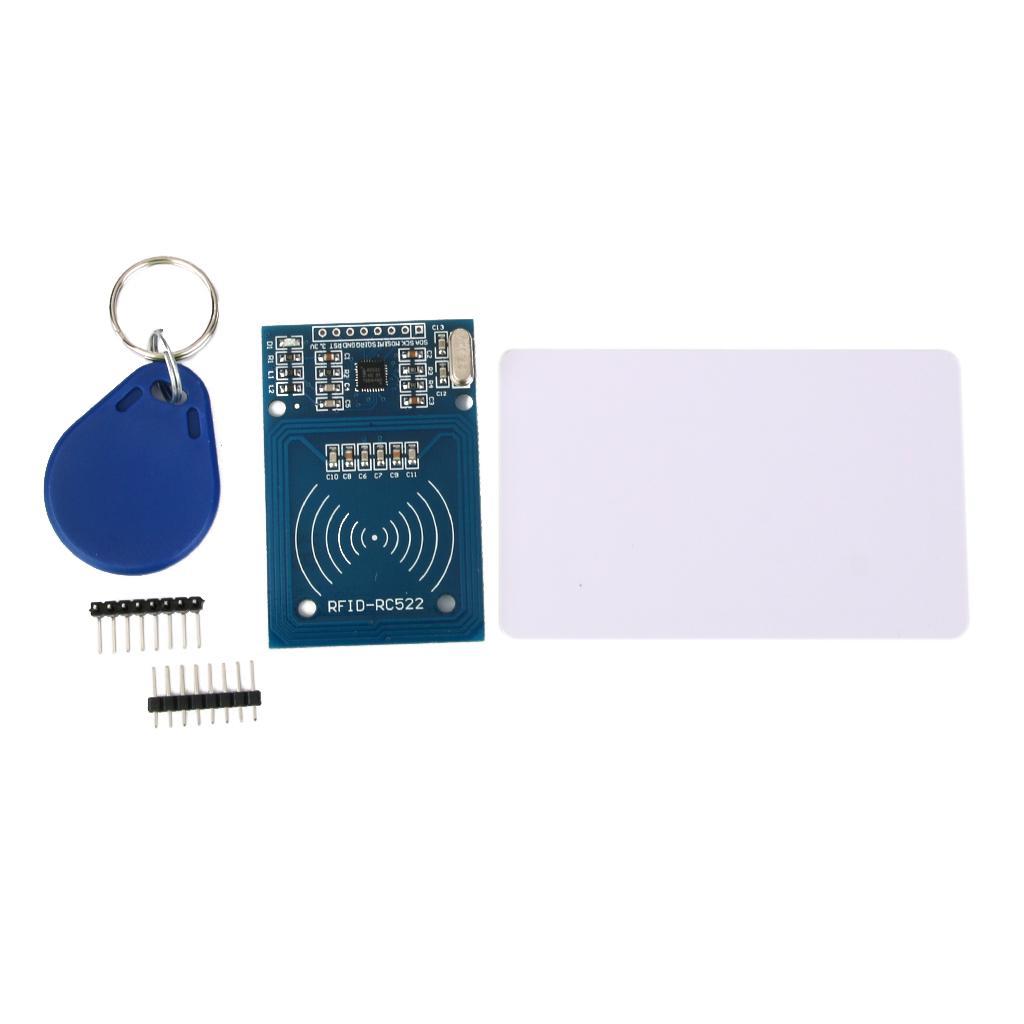 RFID RC522 Card Reader Antenna IC Card Proximity Module MFRC-522
