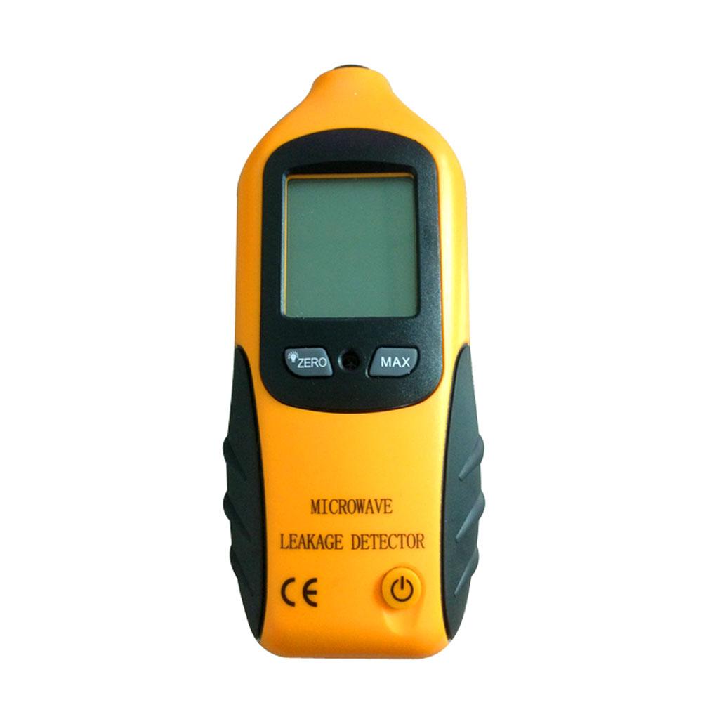 Digital LCD Microwave Leakage Radiation Detector Meter Tester 0-9.99m