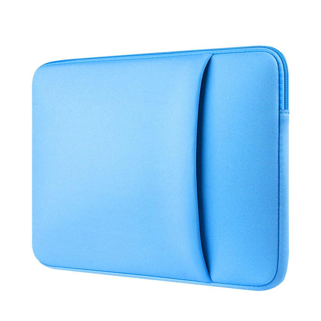 "Laptop Sleeve Case Bag Pouch for 13"" Macbook Mac Air/Pro/Retina -Blue"