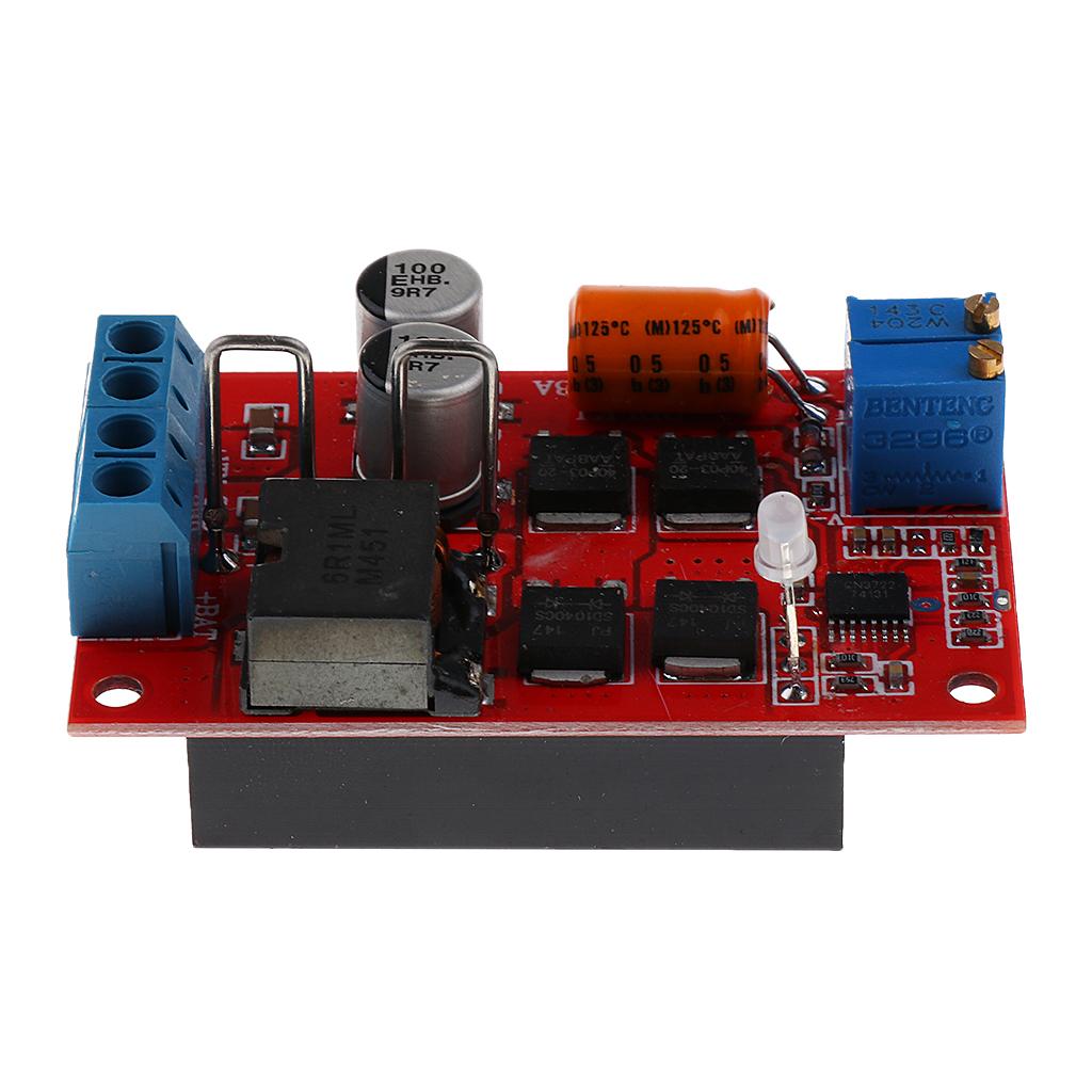 MPPT Solar Controller Battery Charging Board 1-100W 5A 9V 12V 18V 24V