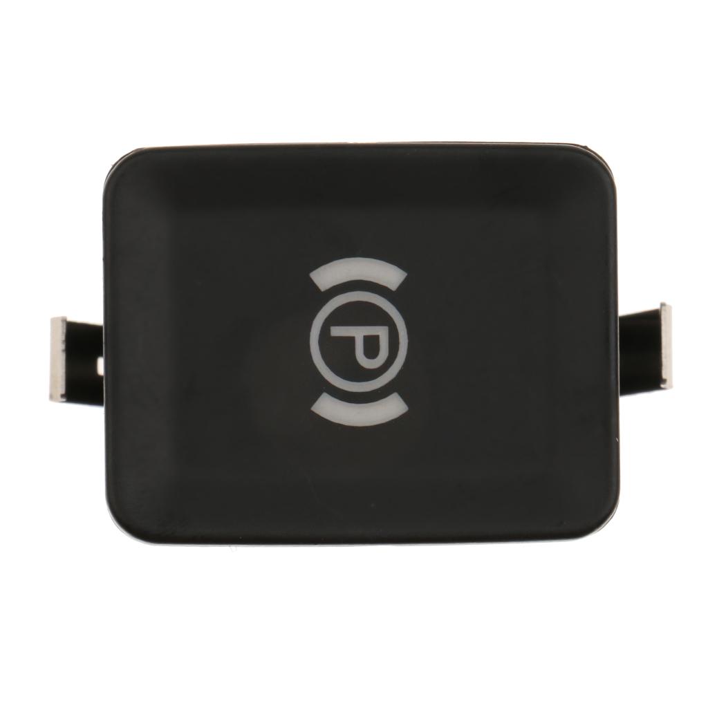 Electronic Handbrake Button Parking Brake Switch For VW Passat B6 Passat CC