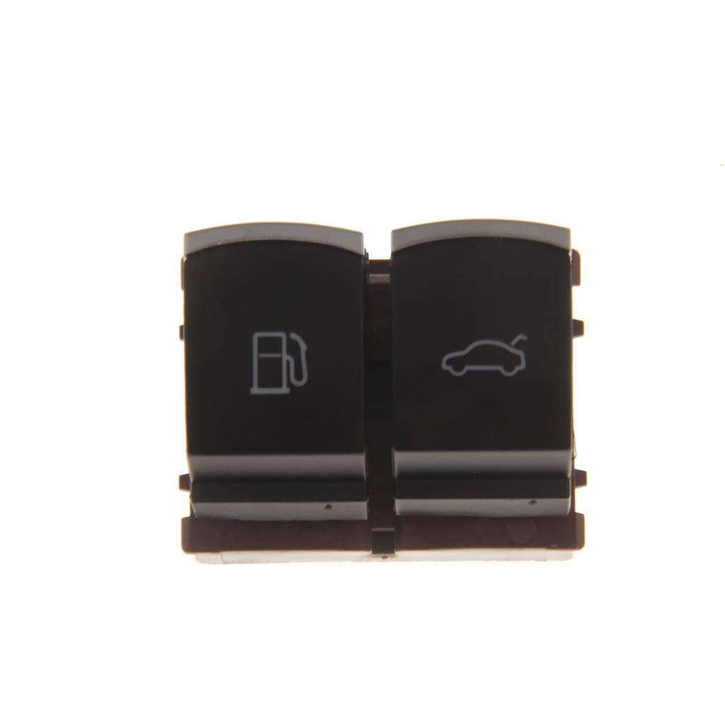 Fuel Gas Tank Door & Trunk Release Button Switch For VW CC Jetta Passat