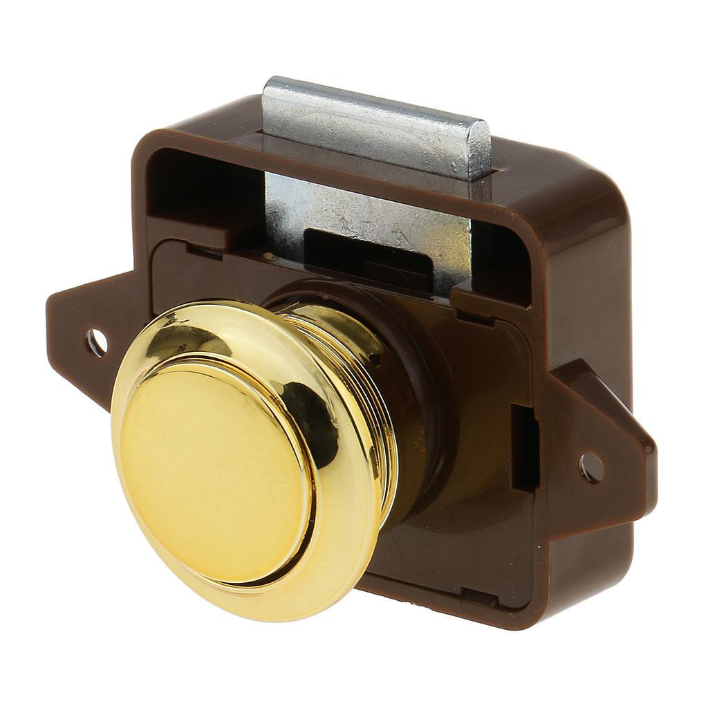 Push Button Catch Lock Cupboard - 72.7KB
