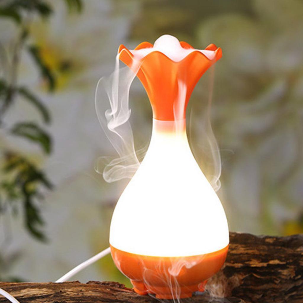 Ultrasonic Aroma Diffuser Humidifier Aromatherapy Air Purifier Atomizer Oran