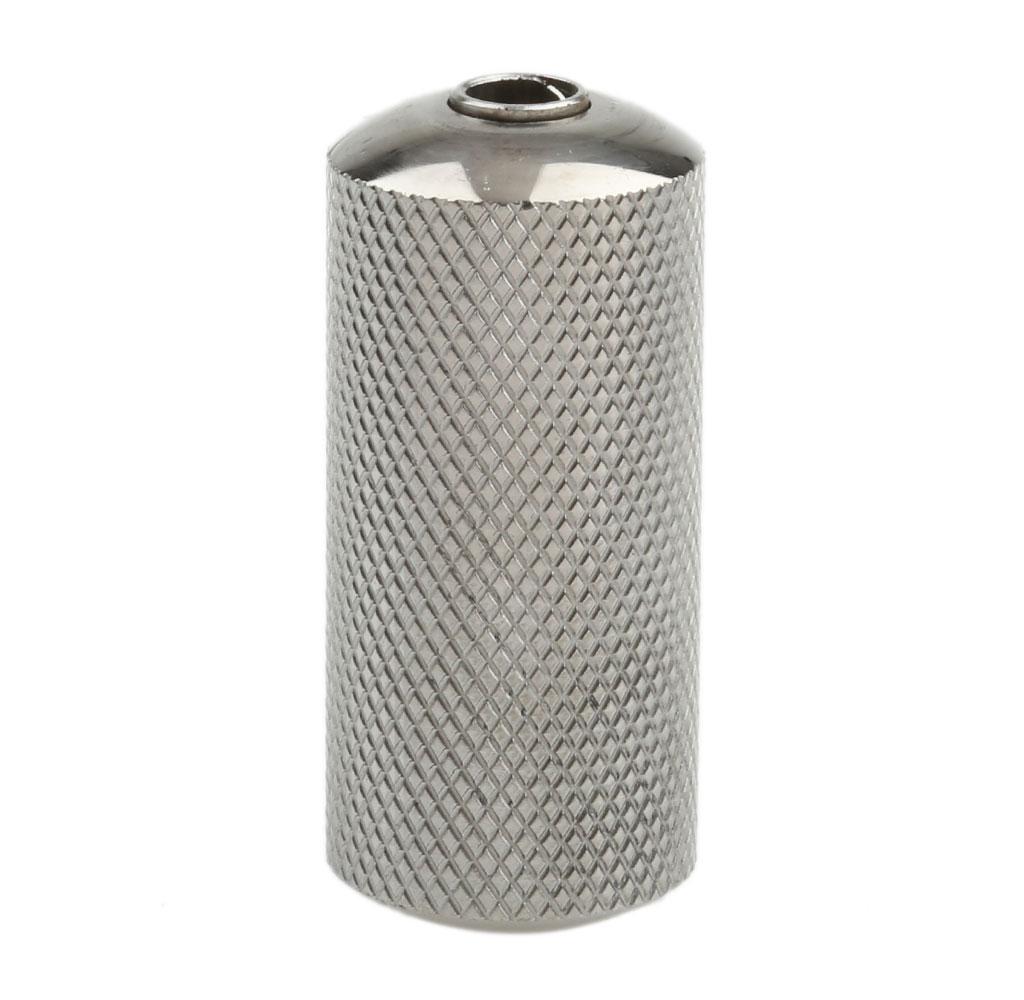 Aluminum Alloy Adjustable Tattoo Grips Tubes for Tattoo Machine Gun Silver