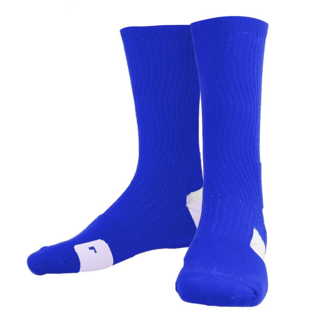 Men Quick-drying Towel Sweat Socks Tube Outdoor Athletic Basketball Socks 05