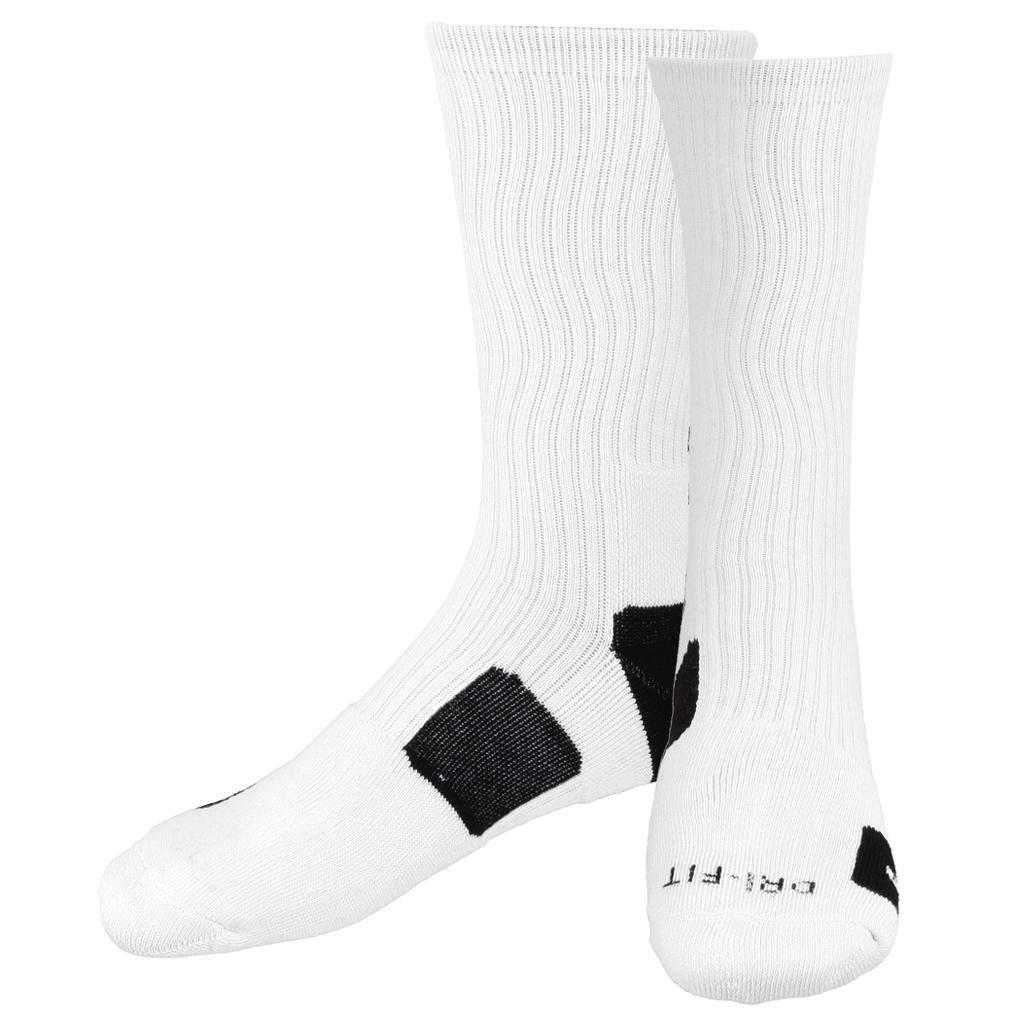 Men Quick-drying Towel Sweat Socks Tube Outdoor Athletic Basketball Socks 01