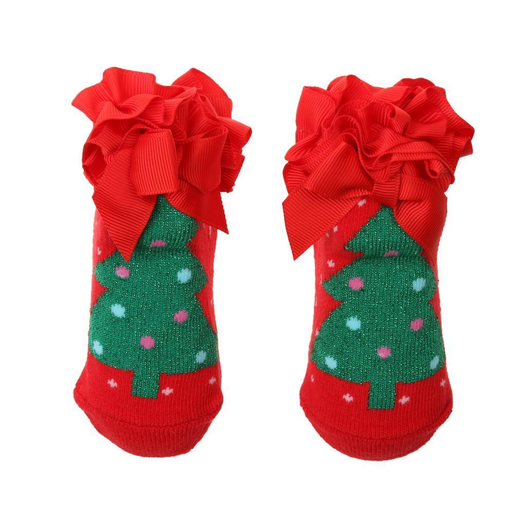 Unisex Pairs Kids Toddler Socks Warm Cotton Socks For Boys Girl  S Style 2