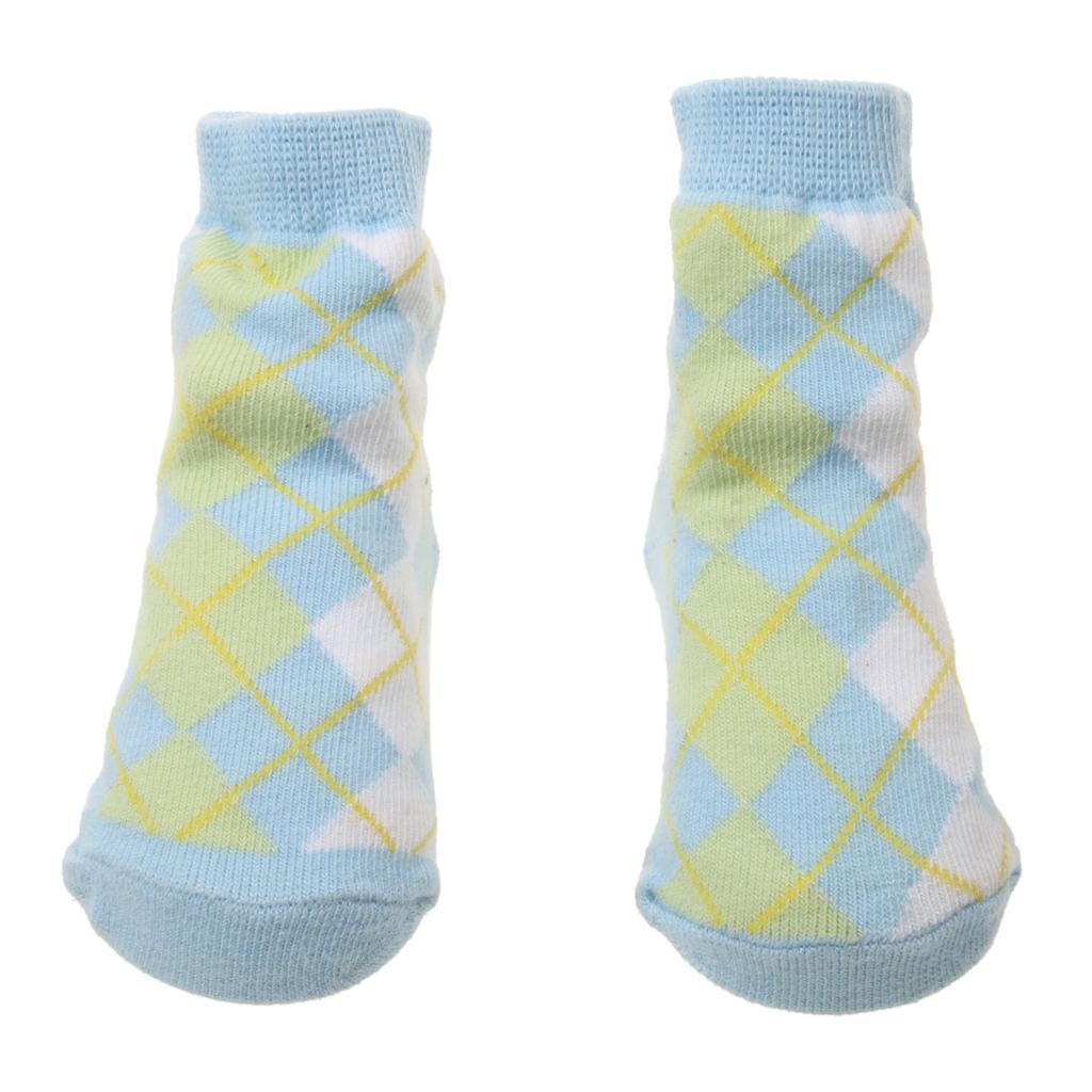 Unisex Pairs Kids Toddler Socks Warm Cotton Socks For Boys Girl  S Style 6