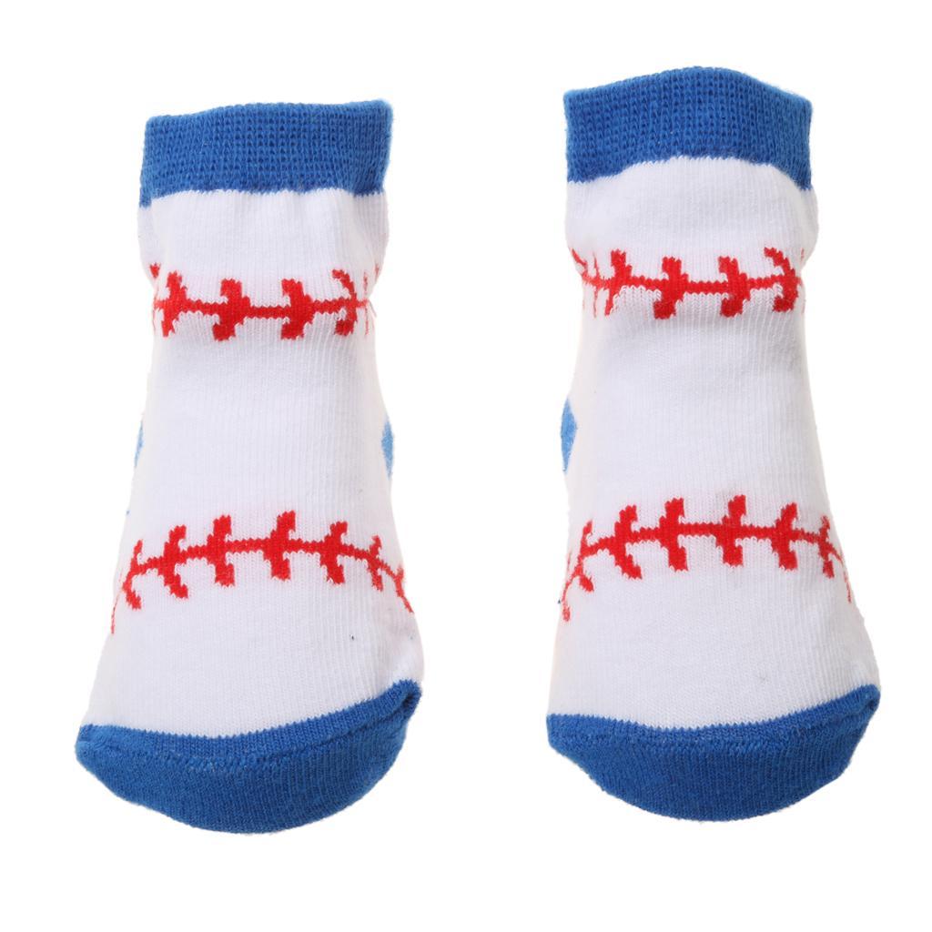 Unisex Pairs Kids Toddler Socks Warm Cotton Socks For Boys Girl  S Style 7