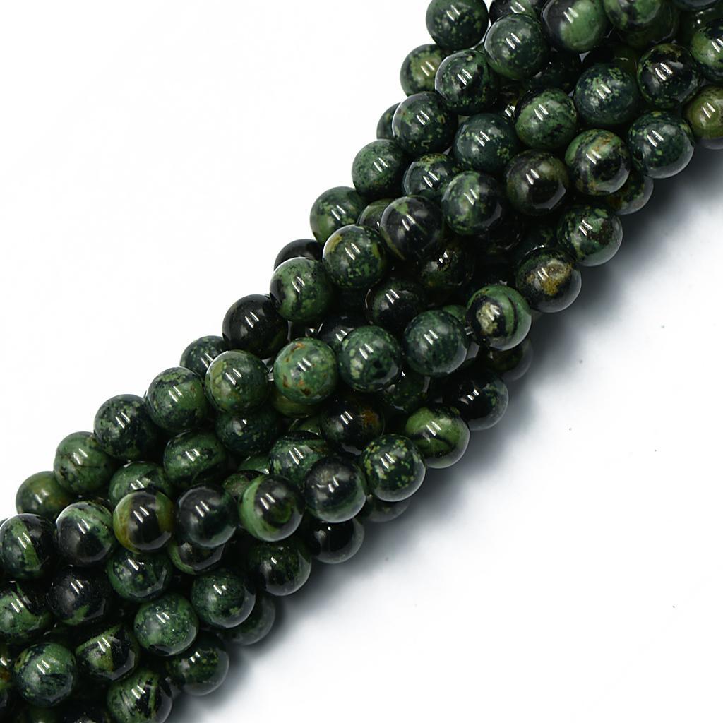 6mm round kambaba jasper gemstone jewelry making loose for Birthstone beads for jewelry making