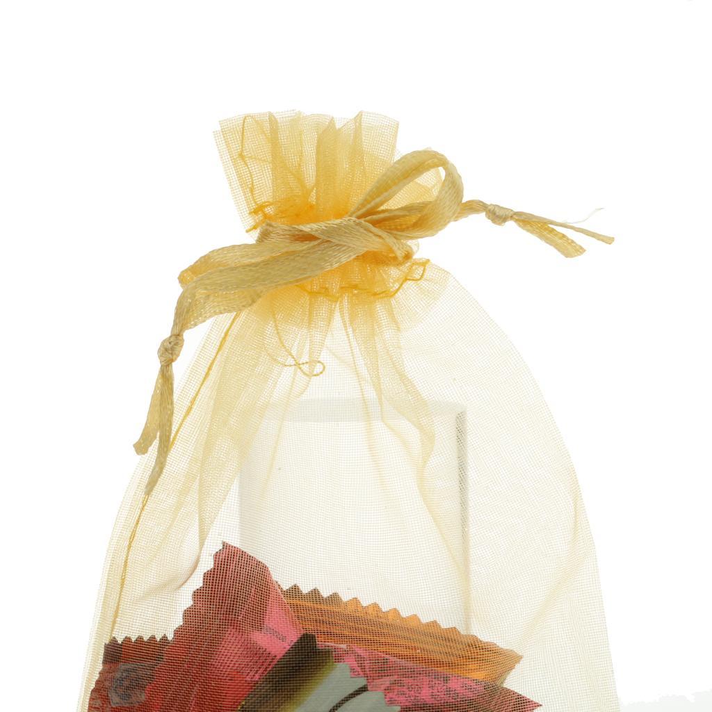 Wedding Favor Mesh Bags : ... Gift Drawstring Mesh Bags Wedding Party Favors-GoldFree Shipping