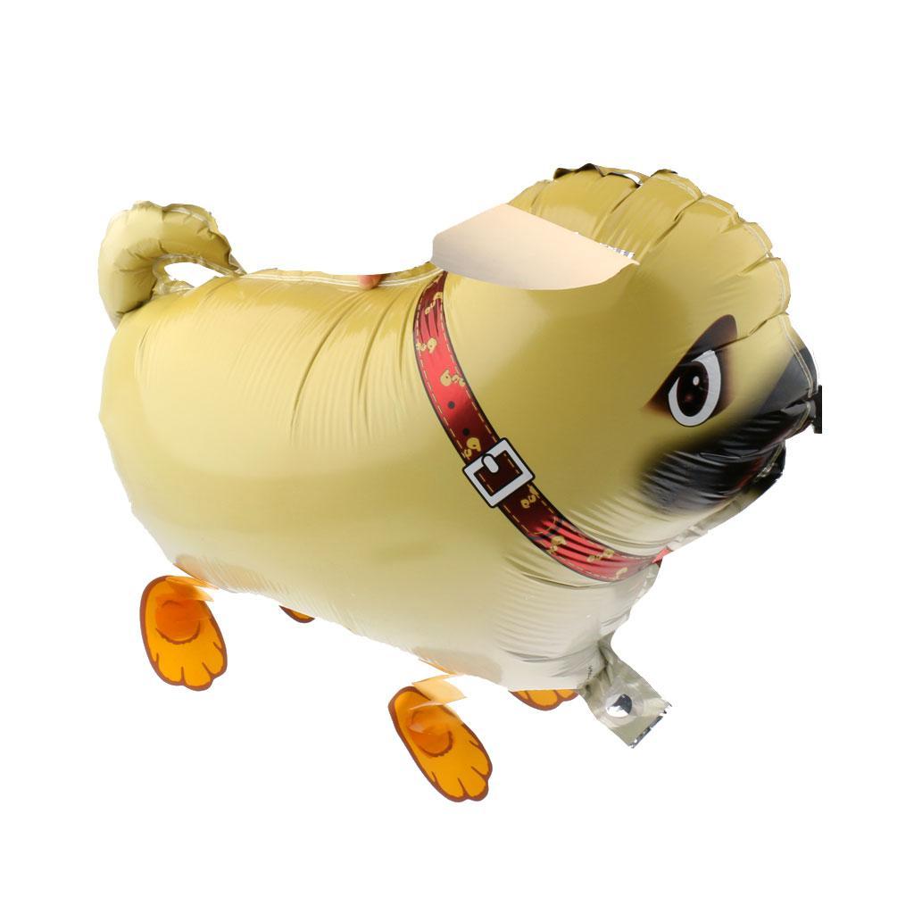 Walking Pet Foil Shari Pie Dog Pet Balloon Animal Helium Airwalker Kids Toy