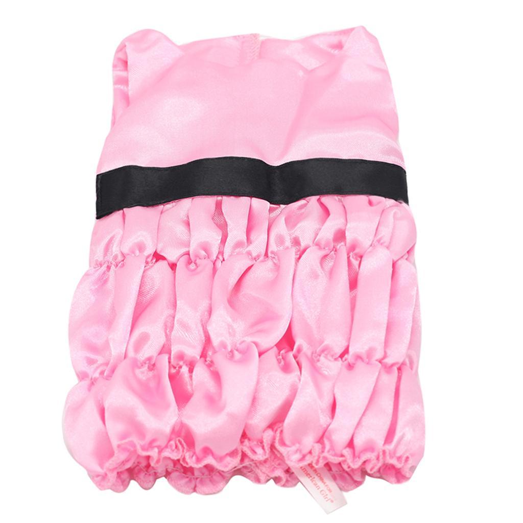 Pink Sleeveless Dress For 18'' American Girl Dolls