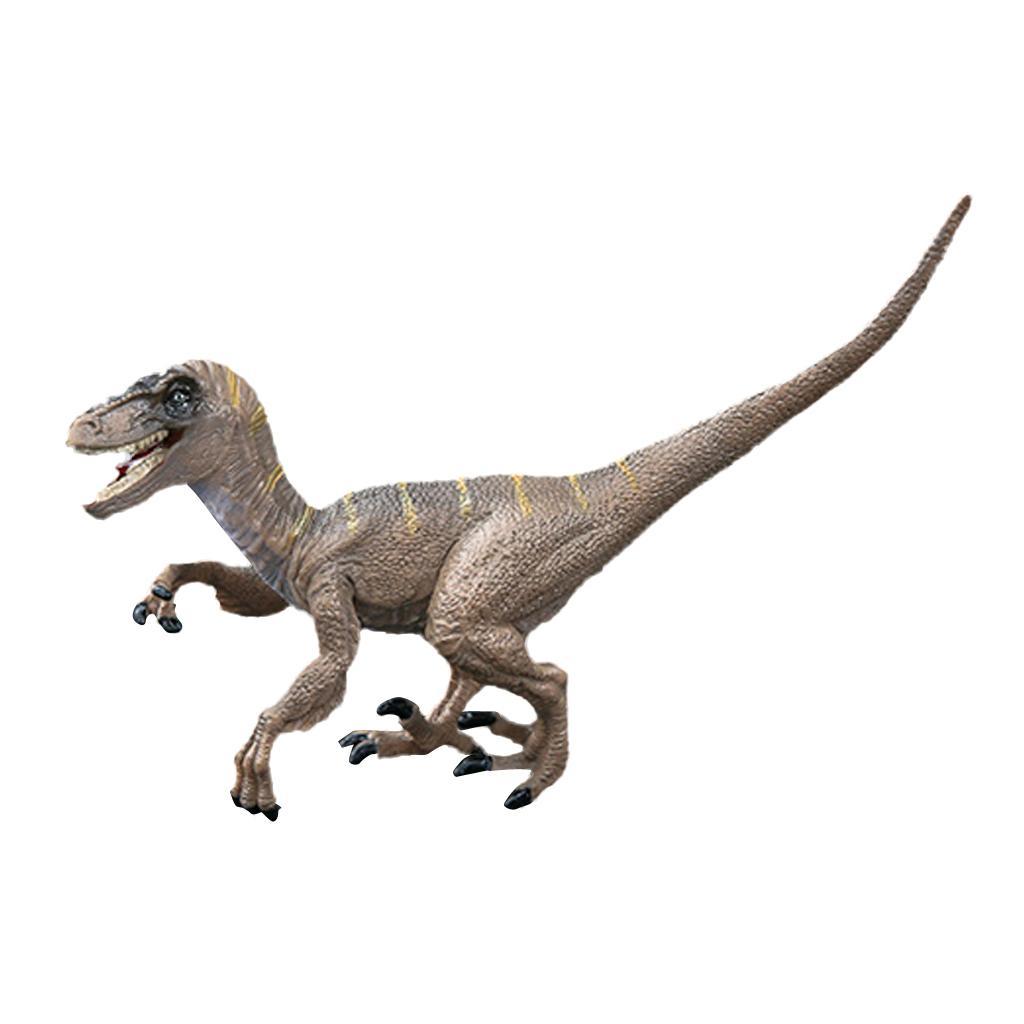 Jurassic World Velociraptor Dinosaur PVC Figure Toy Model Collectibles