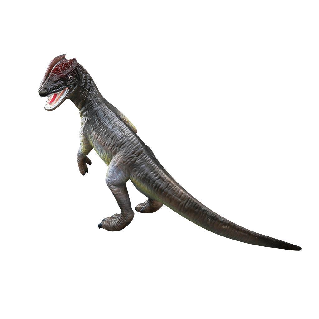 Jurassic World Dilophosaurus Dinosaur PVC Figure Toy Model Collectibles