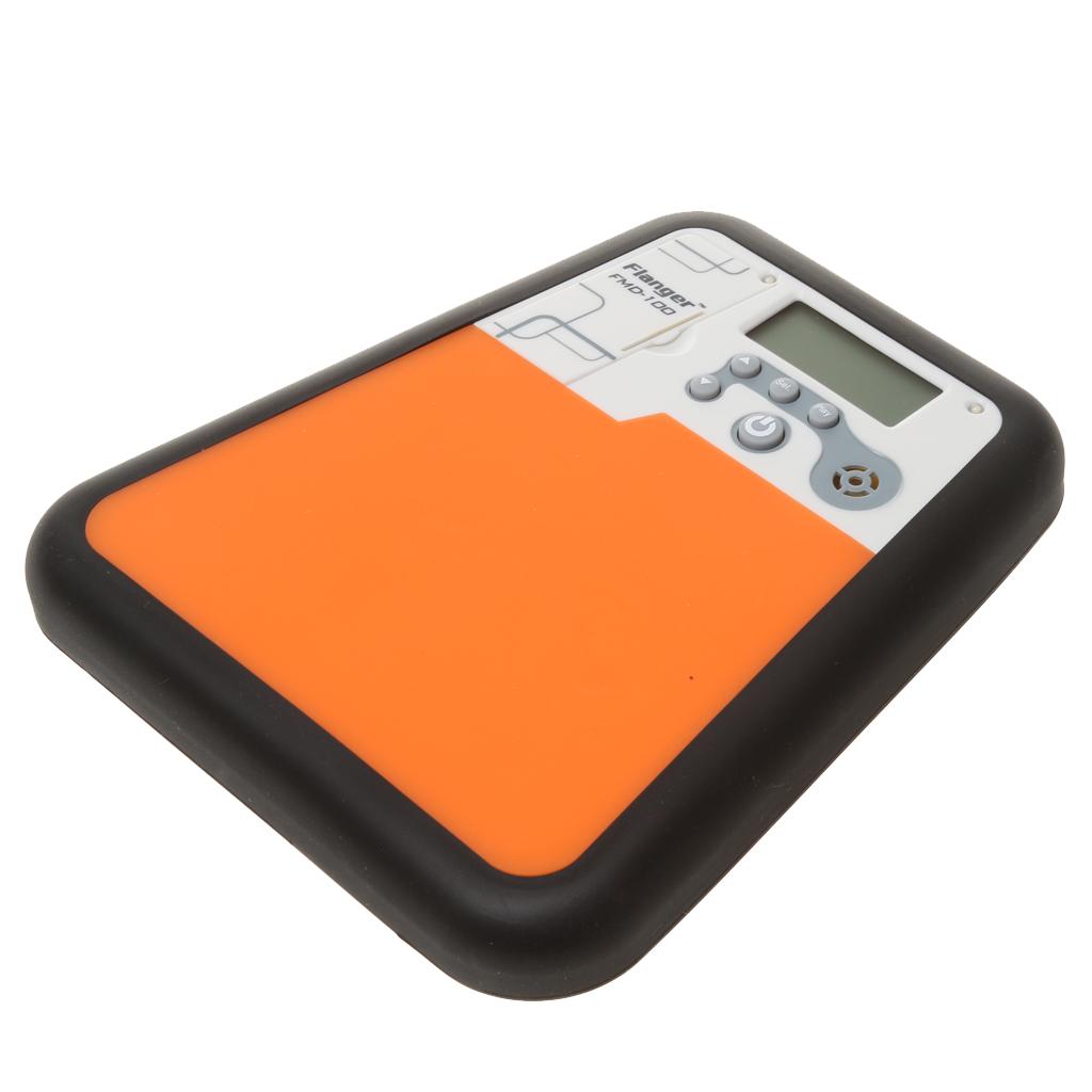 Portable Digital Electronic Drummer Training Practice Drum Pad Metronome