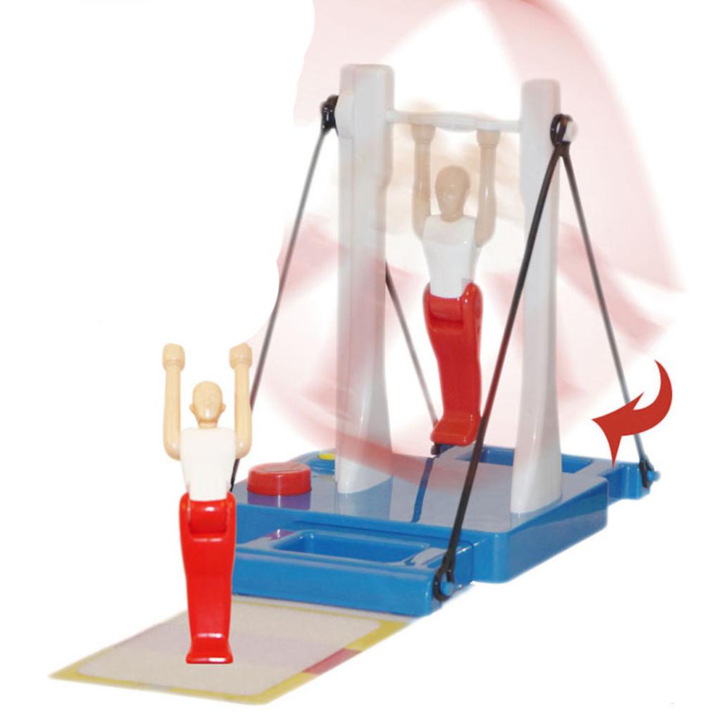 Horizontal Bar Prince Swing Gymnastic Machine Board Game