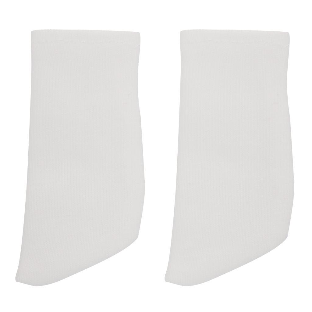 White Cotton Plain Short Socks for 1/4 BJD SD DOD LUTS Dollfie Dolls Clothes