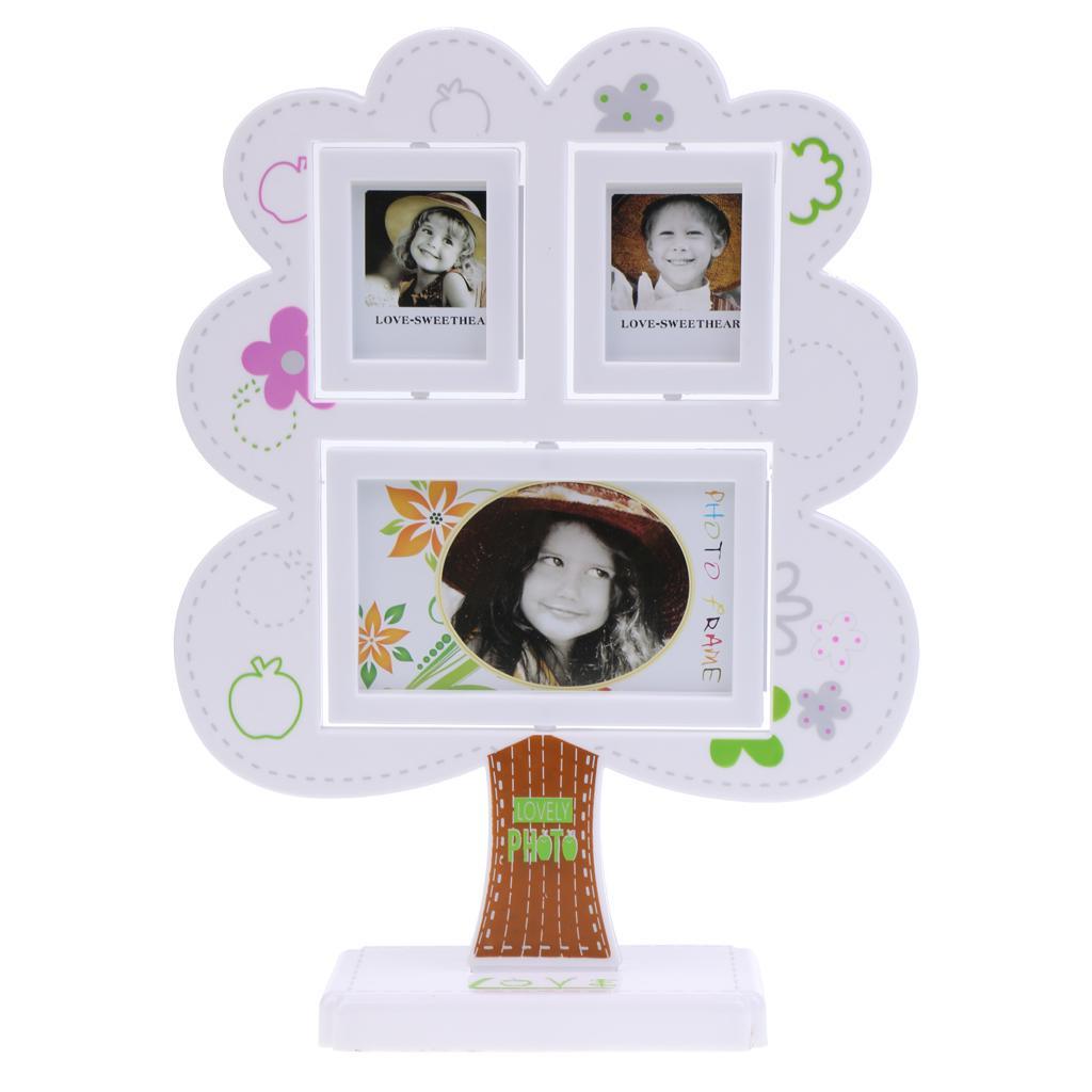 Lovely Apple Tree Picture Photo Frame Baby Kids Keepsake Memorial Gift