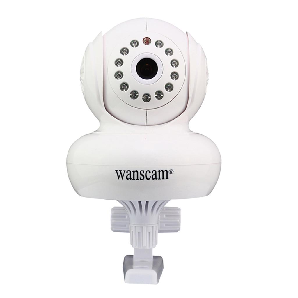 720P P2P Wifi Wireless IP Camera 128G TF Card Night Vision Recoder-US Plug