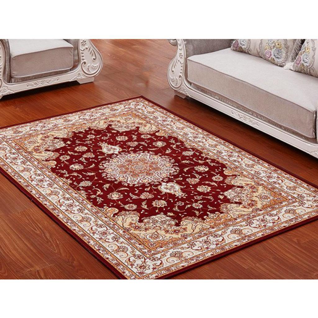 Door Area Rugs : Cm european style flower printed door mat area rug