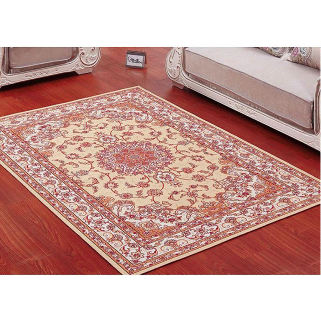 3D Printed Carpet Floor Blanket Rug Play Mat Crawling Cushion 40x60cm