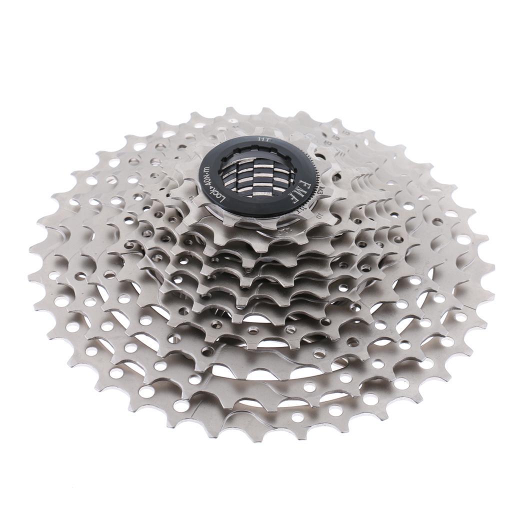 Mountain Bike Bicycle Freewheel Cassette Sprocket Parts Gear 10 S...