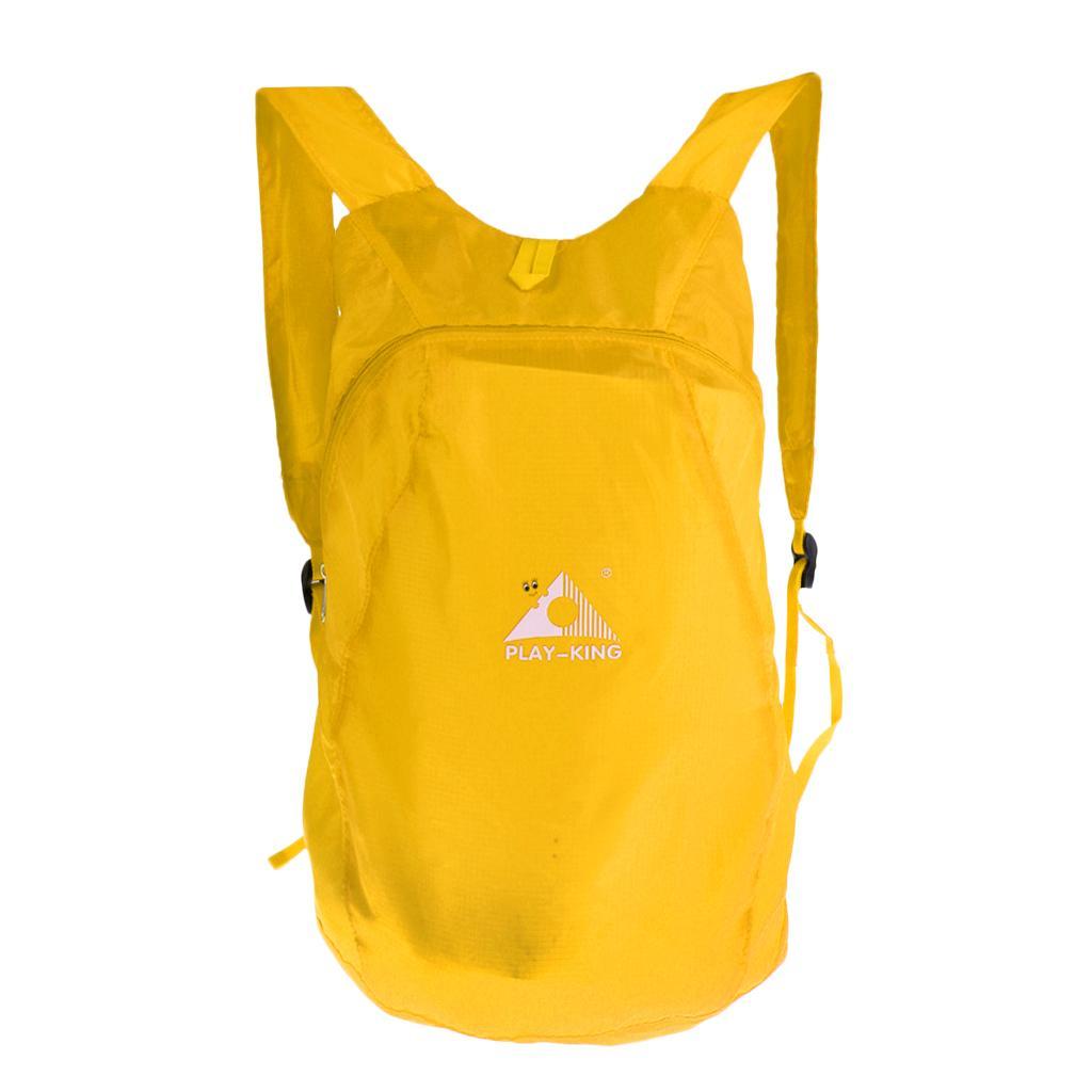 Foldable Daypack Packable Waterproof Lightweight Travel Backpack ...