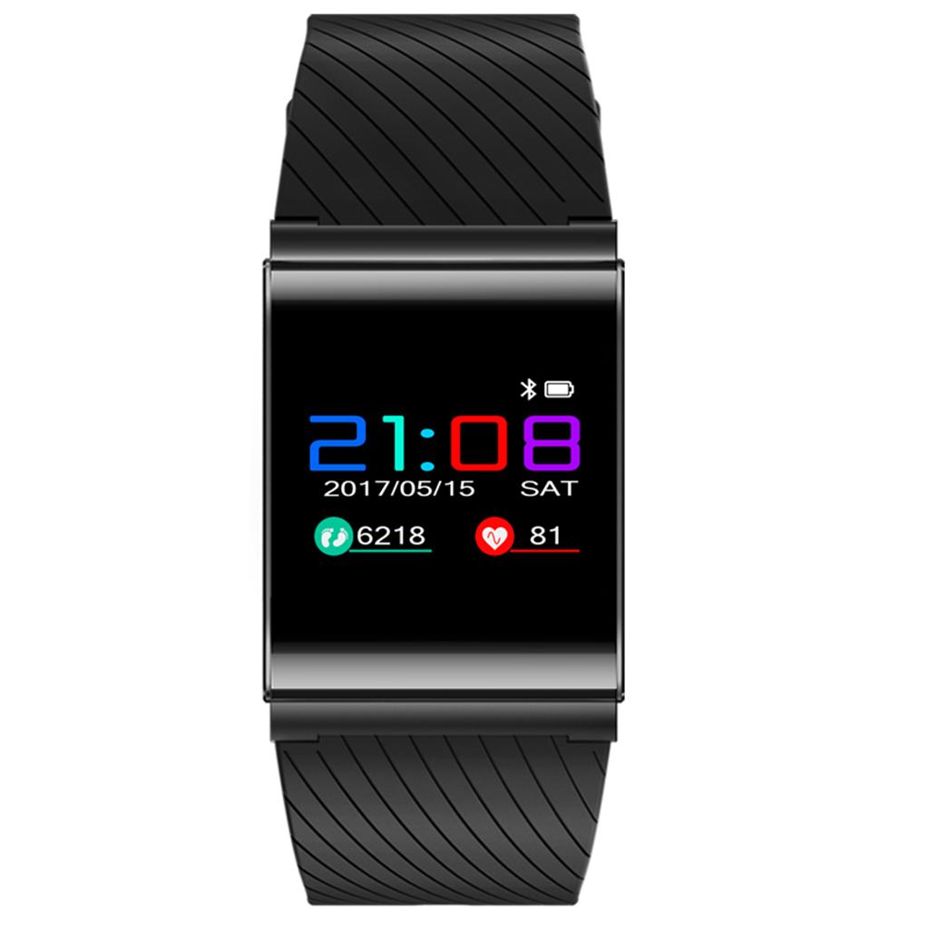 X9 PRO Sports Sleep Swimming Smart Bracelet Watch Wrist Band Pedometer black