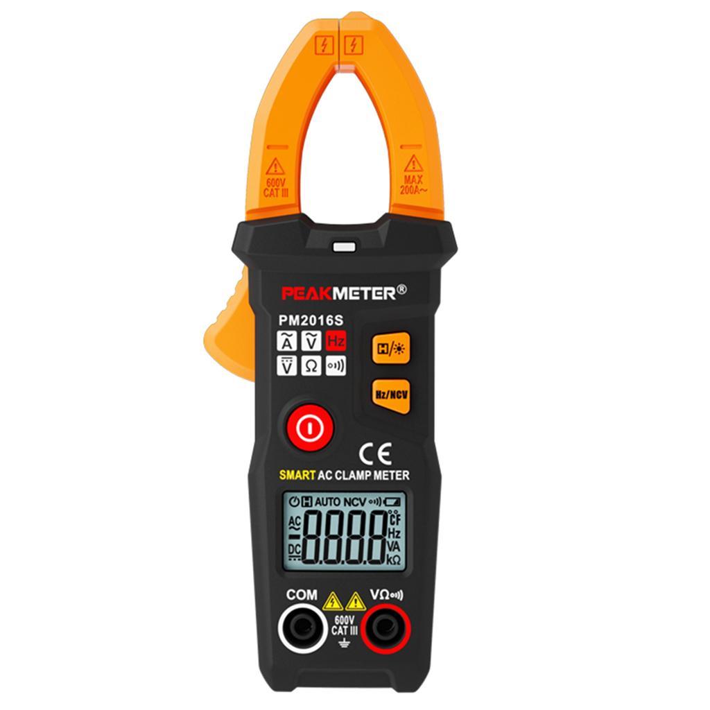 Voltage Current Tester LCD Digital Multimeter