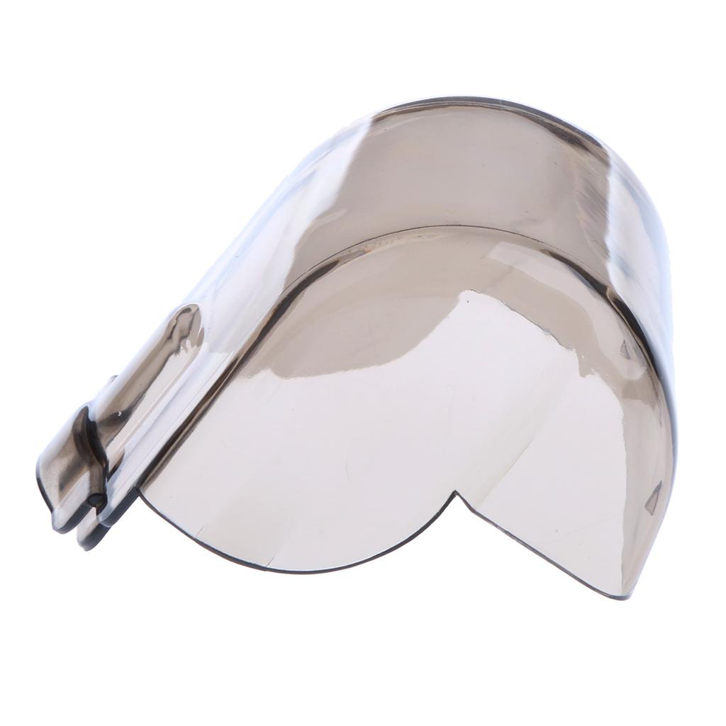 Camera Lens Cap Cover Protector for DJI Spark Transparent Black