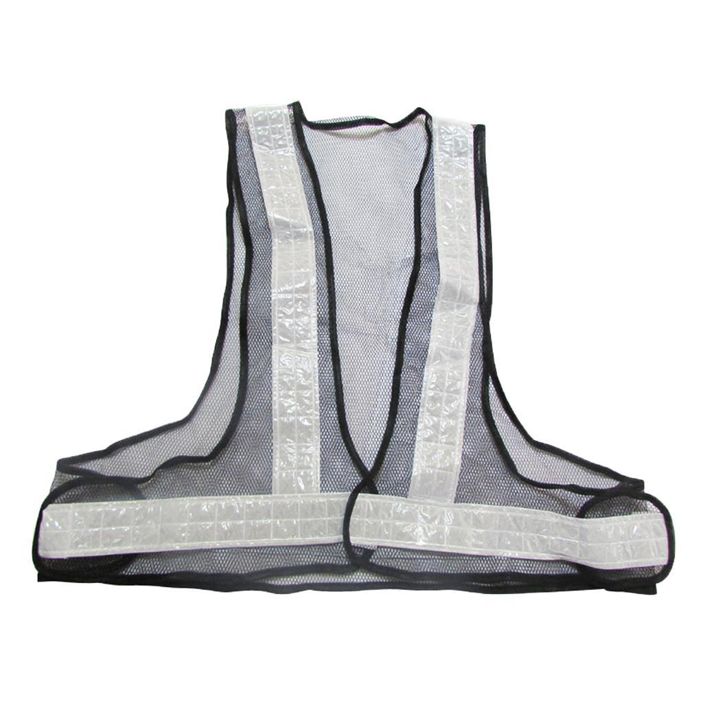V-Shaped Reflective Safety Vest Traffic Safety Clothing LightRefl...